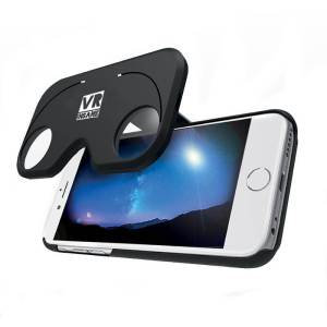 Flip Virtual Reality Headset For iPhone 6