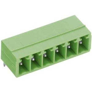PTR Pin enclosure - PCB STL(Z)1550 Total number of pins 7 Contact spacing: 3.50 mm 51550075001E 1 pc(s)