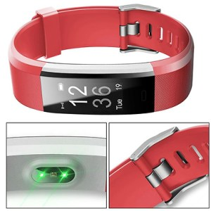 Smart Health Sports Watch Band for Android & iPhone - 5 Colours