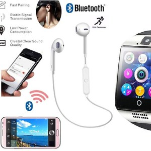 Smart Watch With Headphones - 3 Colours