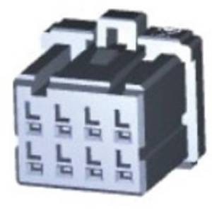 TE Connectivity Socket enclosure - cable DYNAMIC 1000 Series Total number of pins 8 1-1827864-4 1 pc(s)