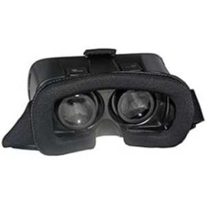 Virtual Reality Black 3D Video Movie Game Box Glasses Headset
