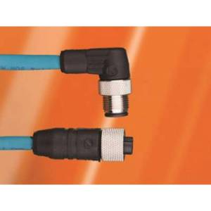 AlphaWire DR05AR102 SL357 Sensor/actuator cable M12 Plug, straight, Connector, straight 3 m No. of pins (RJ): 5 1 pc(s)