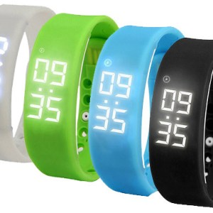 Kids' Smart Fitness Activity Watch - 4 Colours!