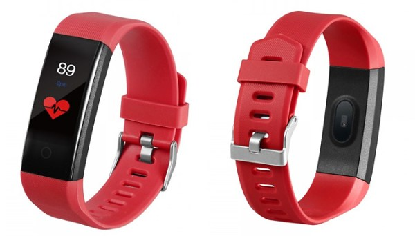 115 Plus Smart Sport Watch Wrist Band - 5 Colours