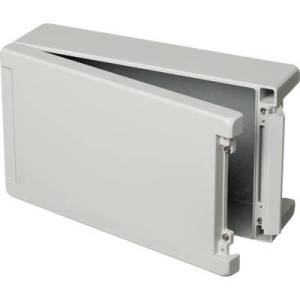 Bopla BA 281709 7035 Universal enclosure 299 x 173 x 90 Aluminium Light grey (RAL 7035) 1 pc(s)