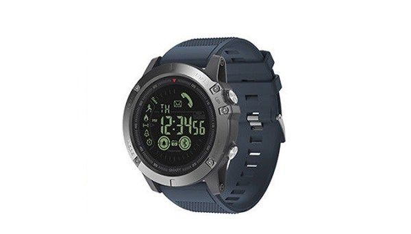 Military-Grade LCD Smart Watch - 3 Colours