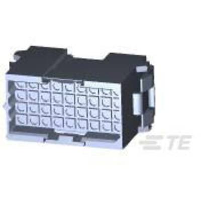 TE Connectivity Pin enclosure - cable Metrimate Total number of pins 36 Contact spacing: 5 mm 207020-1 1 pc(s)