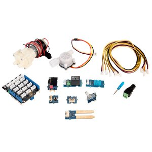 Seeed 110060130 Grove Smart Plant Care Kit for Arduino Compatible ...