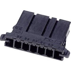 TE Connectivity Socket enclosure - cable DYNAMIC 3000 Series Total number of pins 3 Contact spacing: 3.81 mm 1-178288-3 1 pc(s)