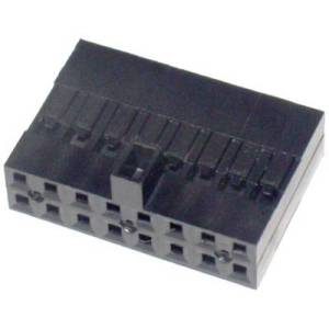 econ connect Socket enclosure - PCB Total number of pins 10 Contact spacing: 2.54 mm CGD10 1 pc(s)