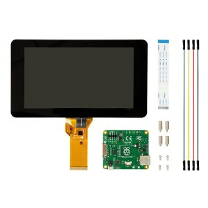 """Raspberry Pi Official 7"""" Touch Screen LCD"""