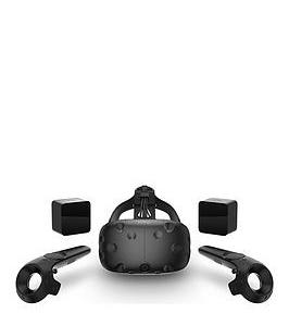 Htc Vive Eco Virtual Reality Headset With Deluxe Audio Strap