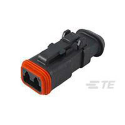 TE Connectivity Socket enclosure - cable DT Total number of pins 2 DT06-2S-CE13 1 pc(s)