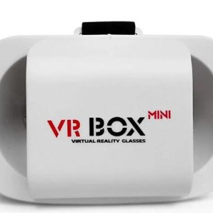 Mini Virtual Reality 3D Headset - Optional Remote Control