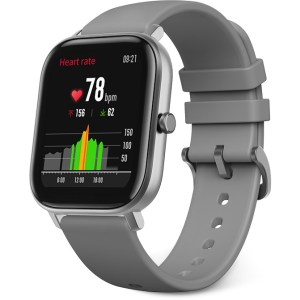 Xiaomi Amazfit GTS GPS Smart Watch - Gray