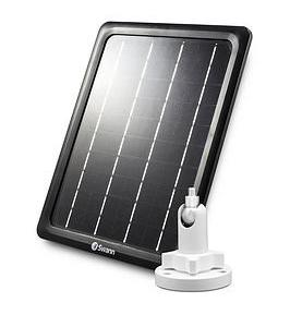 Swann Outdoor Weatherproof Solar Charging Panel For Swann Smart Security Cameras - Swifi-Solar-Gl