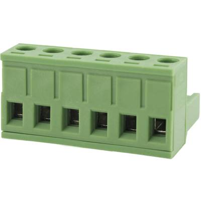 Degson Pin enclosure - cable Total number of pins 3 Contact spacing: 5.0 mm 2EDGK-5.0-03P-14-00AH 1 pc(s)