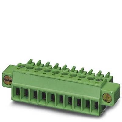 Phoenix Contact Socket enclosure - cable MC Total number of pins 2 Contact spacing: 3.81 mm 1827703 250 pc(s)