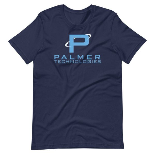 Arrowverse Palmer Technologies Atom Tv Series T-Shirt
