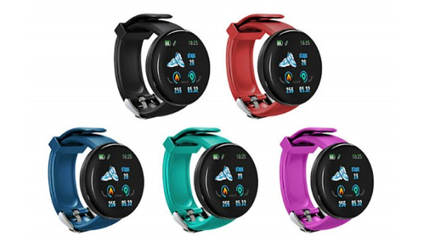 FitStrap Smart Watch - 5 Colours