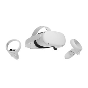 Oculus Quest 2, All-In-One Virtual Reality Headset and Controllers, 256GB