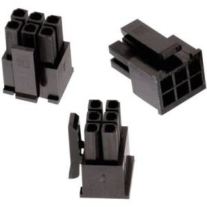 Wuerth Elektronik Socket enclosure - cable WR-MPC3 Total number of pins 4 Contact spacing: 3 mm 662004113322 1 pc(s)