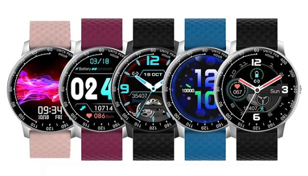 H30 Smart Fitness Watch - 5 Colours