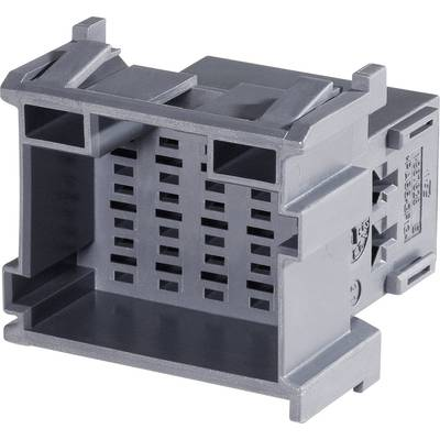 TE Connectivity Socket enclosure - cable J-P-T Total number of pins 21 Contact spacing: 5 mm 1-967630-3 1 pc(s)