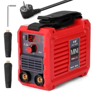 20-225A MMA-225 Electric Welding Machine Household Mini Inverter Portable 220 V IGBT Digital Small Industrial Welding Machine With USB Port