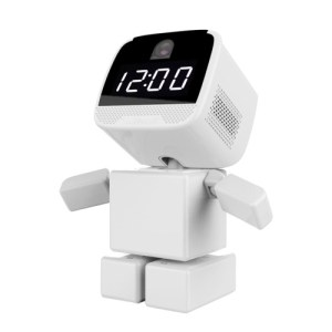 Home Security Wireless Square Block Robot WIFI Camera