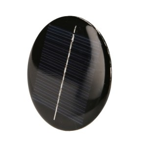 0.28W 5V 56mA Mini Solar Cell DIY Waterproof Camping Polycrystalline Silicon Solar Panel