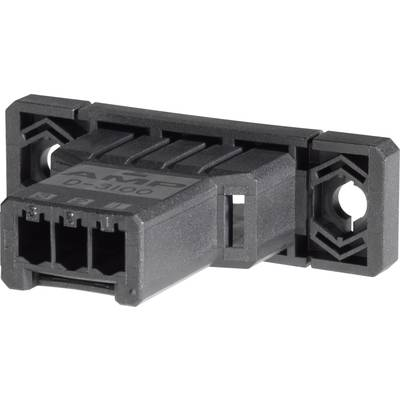 TE Connectivity Pin enclosure - cable DYNAMIC 3000 Series Total number of pins 3 Contact spacing: 3.81 mm 1-178802-3 1 pc(s)