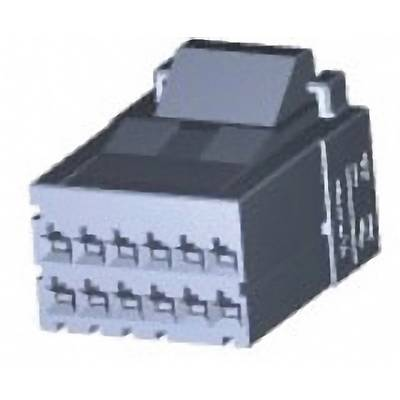 TE Connectivity Socket enclosure - cable DYNAMIC 2000 Series Total number of pins 12 1-1318118-6 1 pc(s)