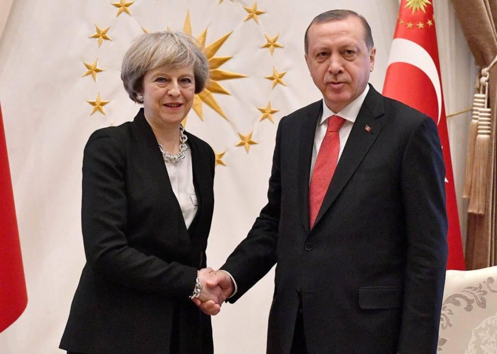 "Mrs May ""forgot"" Nicos Anastassiades is the President of Cyprus"