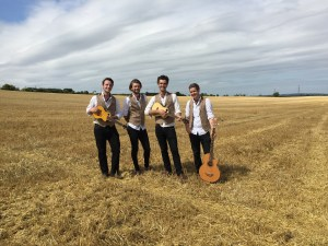 Ukes of Hazzard Wedding Party Band Buckinghamshire UK