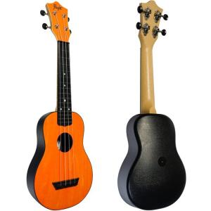 Flight TUS35 ABS Travel Ukulele Orange