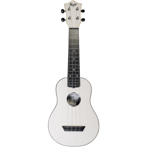 Flight TUS35 ABS Travel Ukulele White Free