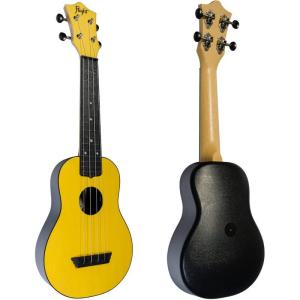 Flight TUS35 ABS Travel Ukulele Yellow