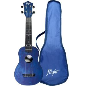 Flight TUS35 ABS Travel Ukulele Dark Blue
