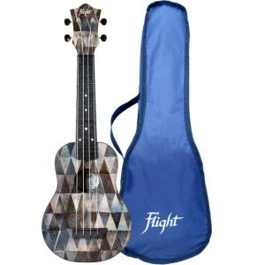 Flight TUS40 ABS Travel Soprano Ukulele Arcana