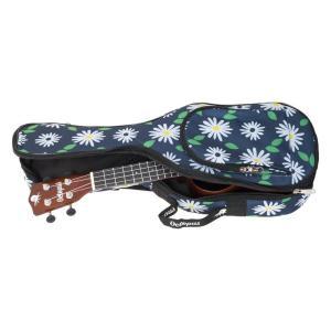 Octopus soprano ukulele bag ~ Daisies