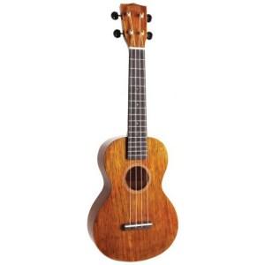 Mahalo Hano concert ukulele Natural Wide Neck