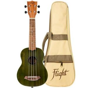 Flight Gemstone NUS380 Soprano Ukulele Jade