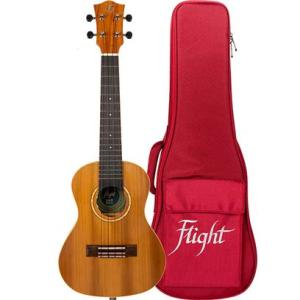 Flight Leia Tenor Electro Thinline Ukulele