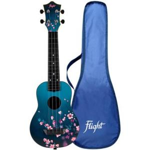 TUS32 ABS Travel Ukulele Sakura