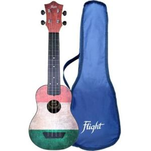 Flight TUS70 ABS Travel Ukulele Irish Flag