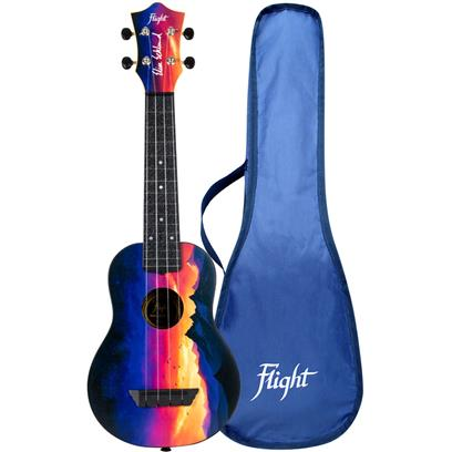 Flight TUSEE Elise Ecklund Sunset Travel Uke