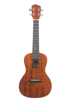 Kai Mahogany Concert Ukulele Solid Top, Sound Port