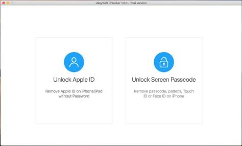 iPhone unlock to remove apple id